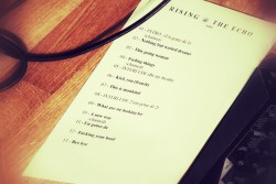 "Setlist of ""Rising @ The Echo"" - 2016-03-08 - Photography by Fabien LE GUERN (Saint-Avé - FRANCE)"